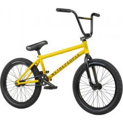 Wethepeople Justice 2021 20.75 Matt Taxi Yellow BMX Bike