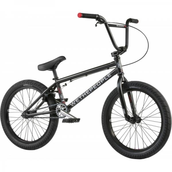Wethepeople Curse 2021 Matt Black BMX Bike