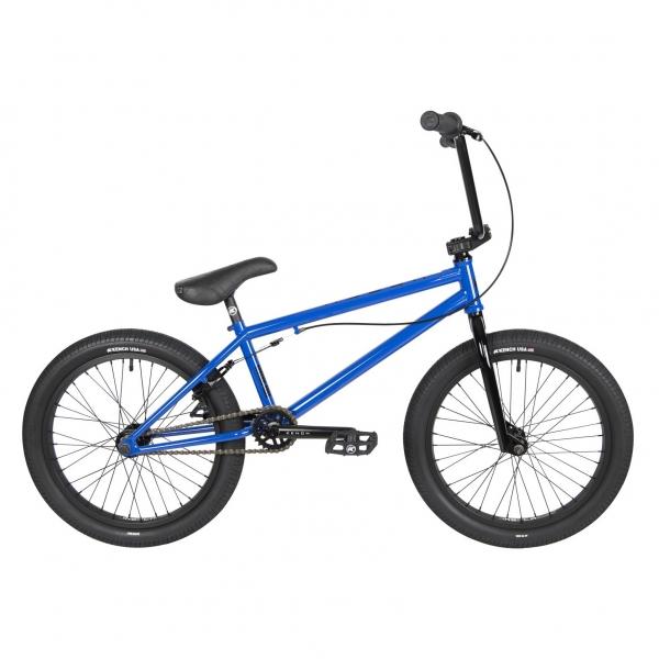 Kench Street Hi-ten 2021 20.75 blue BMX bike